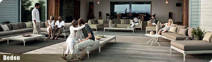 dedon m bel villa schmidt dedon. Black Bedroom Furniture Sets. Home Design Ideas