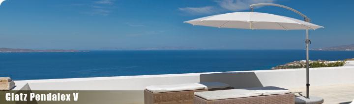 exklusive glatz sonnenschirme pendalex v glatz. Black Bedroom Furniture Sets. Home Design Ideas